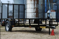 Rice 3500# Utility Trailer