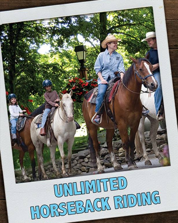 horsebacking riding vacations east coast