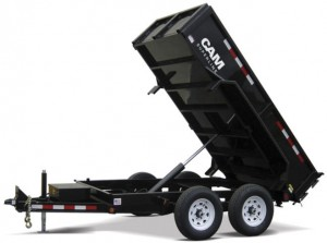 Cam Superline Dump Trailer