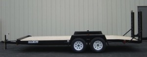 Maxum Equipment Hauler