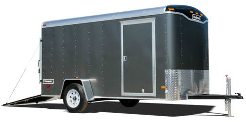 Transport 6 Foot Wide Cargo Trailer