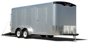 Haulmark Transport 7 Foot Wide Cargo Trailer