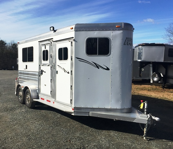 platinum coach horse trailer for sale