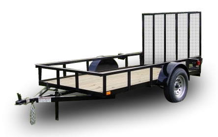 We Offer Quality Utility Trailers In Ruckersvlle Va