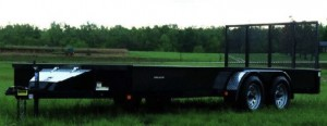 Rice Trailers Stealth TA